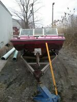 browning boat & trailer