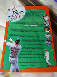 Wheaties collectible cereals: McGwire, Ali, Clemens West Island Greater Montréal image 2