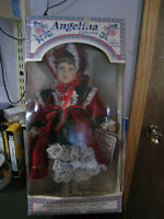 1996 ANGELINA DOLL, by An;gelina Viscount, MIB