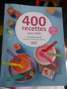 BABY  FOOD RECIPE BOOK FOR SALE Gatineau Ottawa / Gatineau Area image 1