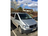 Mercedes Vito camper conversion SWAP