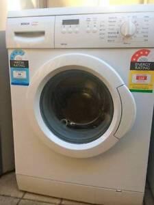 Bosch front loader washing machine, 7 kg Westminster Stirling Area Preview