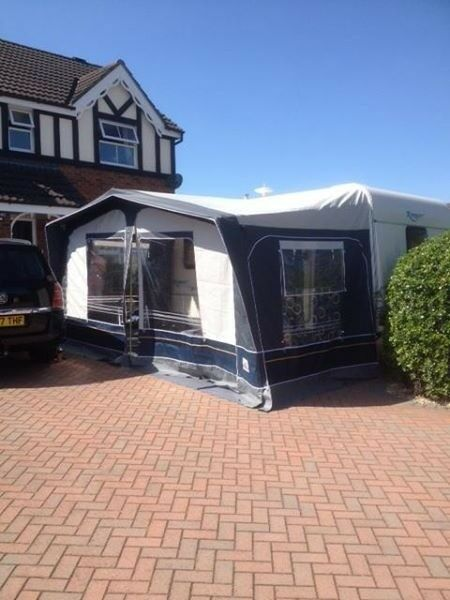 Full size Dorema caravan awning | in Kingswood, Bristol ...