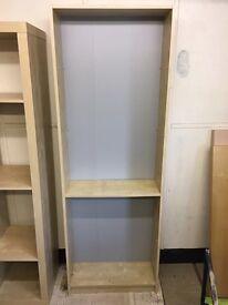IKEA narrow book case