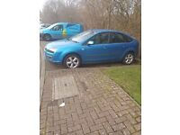 Ford focus automatic long MOT with history