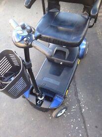 Mobility 4 mph