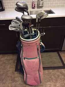 Ladies' Golf Clubs and Bag London Ontario image 1