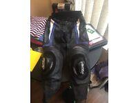 Rst pro series leather trousers Kawasaki Yamaha Honda Suzuki