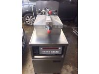 HENNY PENNY GAS COMPUTRON 8000 CHICKEN PRESSURE FRYER IN GREAT CONDITION