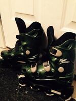 CCM Rollerblades Youth Size 4