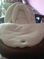 Car seat cover (warm)