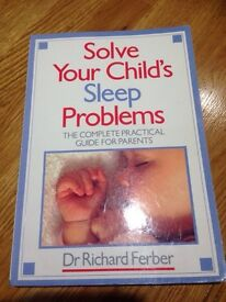 Solve your child's sleep problems book