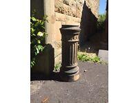 Art Nouveau chimney poy