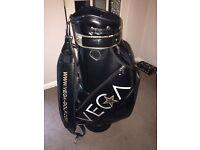 Vega tour staff golf bag