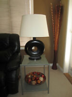 REDUCED! CLASSY TABLE LAMP