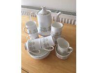 China Paragon coffee set.