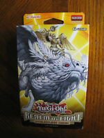 Structure Deck Yu-Gi-Oh! Realm of Light neuf