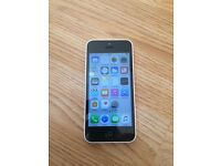 UNLOCKED IPHONE 5C IN PERFECT CONDITION
