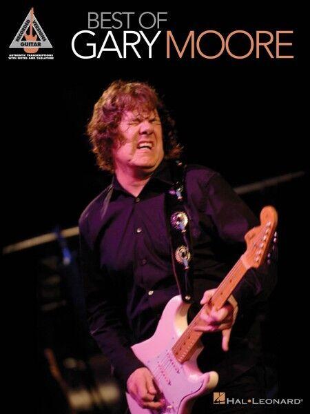 Best of Gary Moore Sheet Music Guitar Tablature Book NEW 000691092