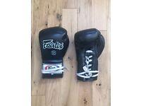 Fairtex Mexican style boxing gloves BGL7 (12oz)