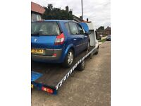 SCRAP AND UNWANTED CARS VANS N 4x4'S BAUGHT FOR CASH