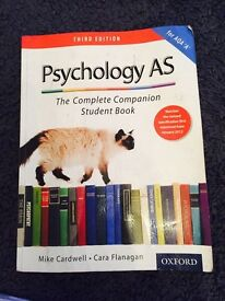 Psychology AS Student book