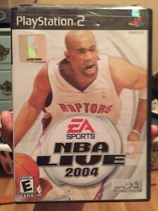 NBA Live for Playstation 2