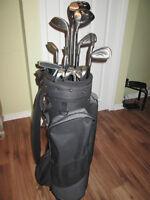 Sac de golf complet de marque Fairway