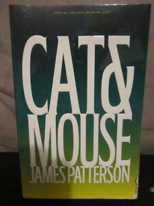 Cat and Mouse  by James Patterson (1997) TPB ARC