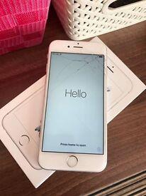 Iphone 6s Silver 16gb Unlocked