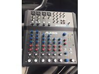 Alesis dj mixer
