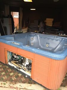 Free Hottub for Parts