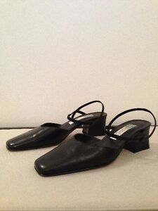 Arnold Churgin Heels - Size 5 - Black - Brand New Condition