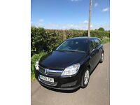 Vauxhall 1.4i 16V Active black 2010