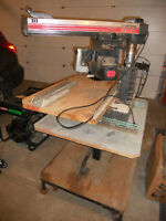 "Sears Craftsman 10"" Radial Saw For Sale"