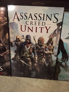 Selling wood assassins creed posters Belleville Belleville Area image 2