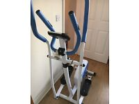 Wer sports cross trainer