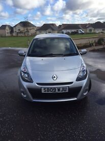 Renault Clio 1.2 Tom Tom Edition 5DR (09) Low mileage