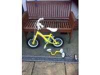 Child's Apollo BMX
