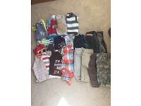 3-6 month mixed bundle