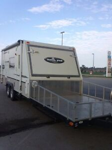 2007 Travel Star Toy Hauler