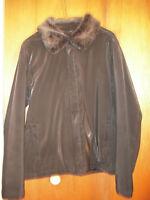 Manteau d'automne pour dame