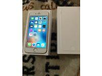 Apple iPhone 6 16gb on orange virgin network mint condition