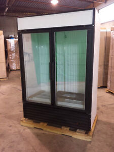 LOOKING FOR TWO GLASS DOOR FREEZERS AND COOLERS?