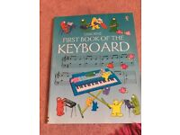 First book of keyboard
