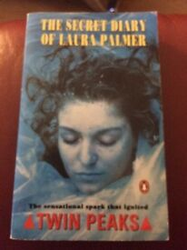 1st Edition Copy of The Secret Diary of Laura Palmer