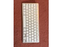 Wireless keyboard for apple products