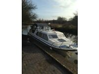 27ft Norman Cruiser Boat