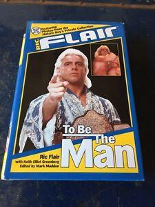 WWE Rick Flair Autobiography