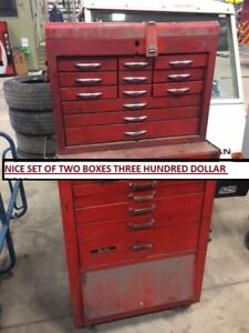 TOOL BOXES USED